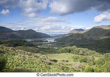 Ladies View, Killarney National Park; County Kerry; Ireland