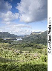 Ladies View, Killarney National Park - Ladies View Sign,...