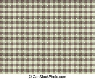 Textured tartan plaid Seamless vector pattern 10 eps
