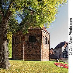 St. Annen-Kapelle (Chapel) in Havel - St. Annen-Kapelle...
