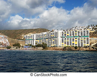 Coastline Hotel - A hotel by the coast in Gran Canaria