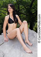 bikini - beautiful woman in bikini