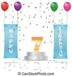Happy Seventh Birthday Shows