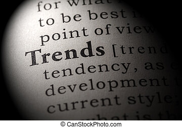 trends - Fake Dictionary, Dictionary definition of the word...