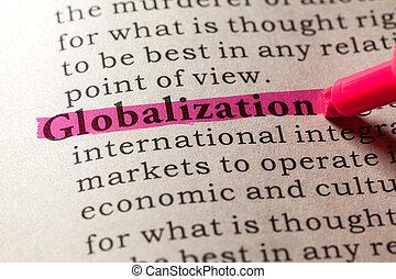 globalização,