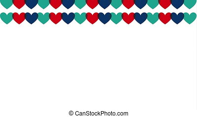Love card design, Video Animation HD1080