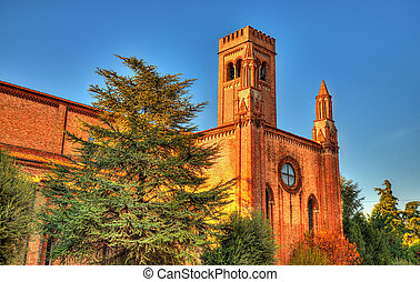 Chiesa di San Francesco in Mantua - Italy