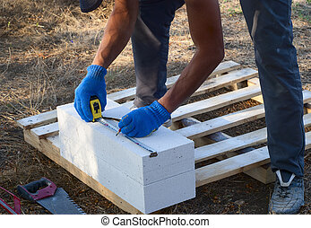 aerated concrete - construction measures a necessary part of...