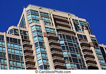 Upscale downtown Chicago condominium