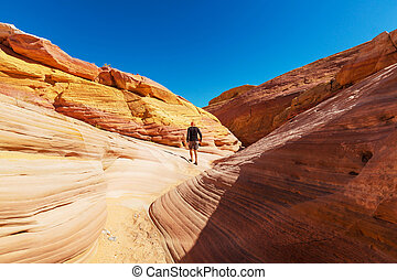 Valley of fire - Valley of Fire State Park, Nevada, USA