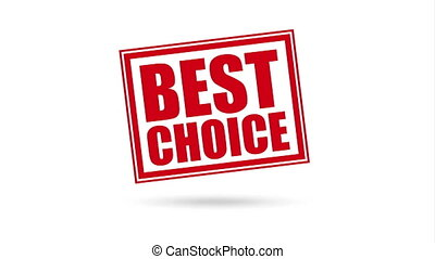 Best choice design, Video Animation HD1080