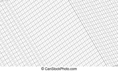 Structure Grid Animation