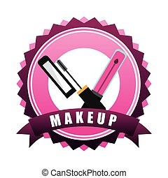makeover female design, vector illustration eps10 graphic