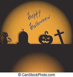 Halloween vector background eps 10