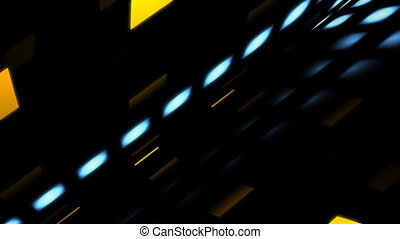 roto line - Abstract background with light