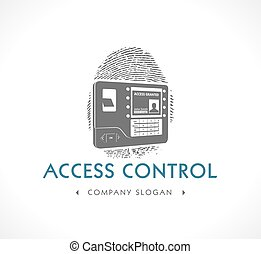Logo - Biometric Access Control Sys