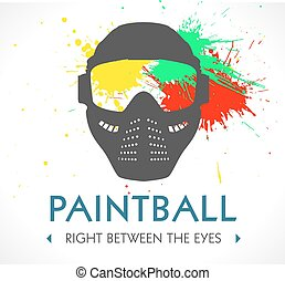 Paintball logo