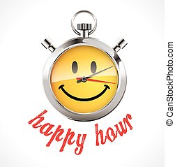 Stopwatch - Happy hour