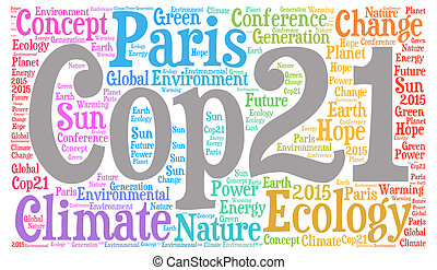 COP21 in Paris 2015