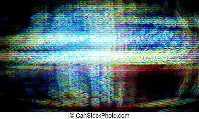 Futuristic Screen Display Pixels 10566 - Futuristic, video...
