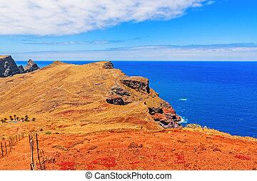 Madeira hiking - Casa di Sardinha - Ponta de Sao Lourenco -...