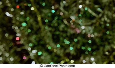 Vintage christmas decoration on the tree - Vintage Christmas...