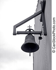 Church bell - The bell of an old mission church