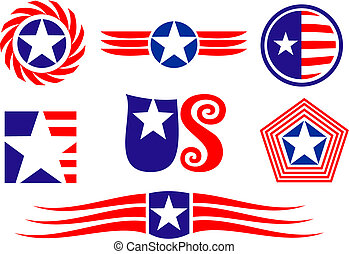 愛國, 符號, 美國人