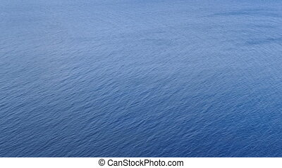 blue ripple water, sea background