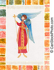 Illustration of Guardian Angel