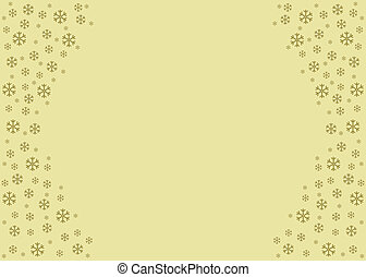 Abstract Christmas Background - Elegant illustration...