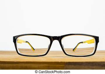 Glasses for your design and add your information