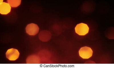 abstract circular bokeh light background, congratulation...