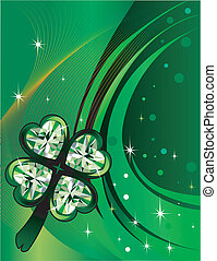 St. Patrick\'s Day Background