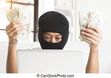 asian hacker