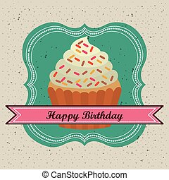 happy birthday design - happy birthday design, vector...