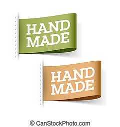 Handmade labels