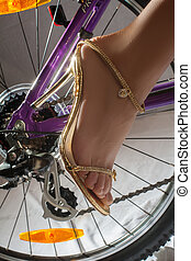 Women's, foot