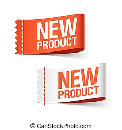 New product labels