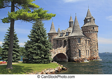 Boldt Castle Power House, One Thousand islands