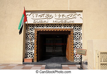 Dubai Museum, United Arab Emirates
