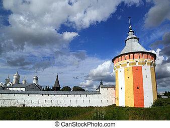 Spaso-Prilutsky monastery in Vologda