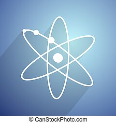 imaginative atomic symbol - Creative design of imaginative...