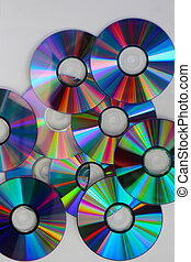 many cds - Creative design of many cds