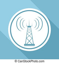 telecommunications tower - Creative design of...
