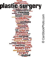 Plastic surgery-vertical Convertedeps - Plastic surgery word...
