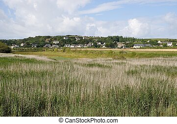 Omonville la Rogue - France, Normandy, Cotentin, landscape