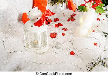 xmas background - Beautiful Christmas background.