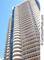 Multi-Story Condo Tower - Terraced ad multi-storied...