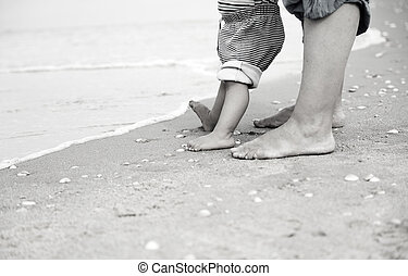 babys first steps